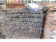 楸木原木烘干板材