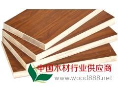 多层板、橱柜板、集成材、细木工板