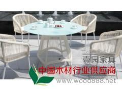 北京哪里的户外编藤桌椅价格便宜?