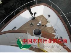 供应游艇专用缅甸柚木甲板 耐水性极强柚木