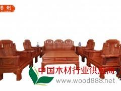 红木沙发/红木家具/东阳红木厂家/东阳红木批发/鲁创红木