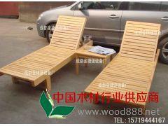 供应成都休闲椅/沙滩椅/户外躺椅