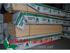 优质樟子松板材 家具类板材方材 工程装修板材