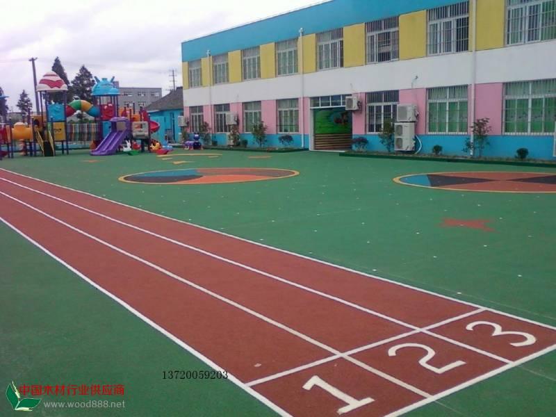优质 青岛海润佳塑胶地板 绿色环保健康