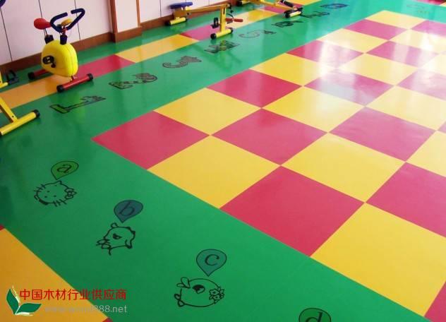 青岛 塑胶地板铺装 首选海润佳
