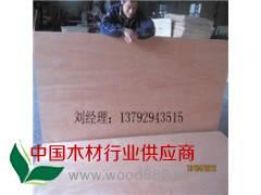 胶合板工厂直销三合板薄板