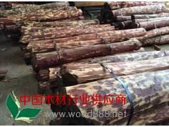 低价供应赞比亚血檀原木