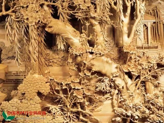 并且诞生出东阳木雕,黄杨木雕