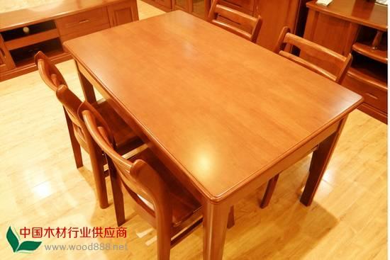 什么是橡胶木 橡胶木家具的优缺点