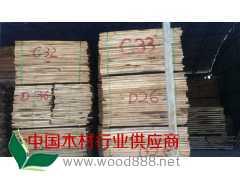烘干桦木板材大量供应