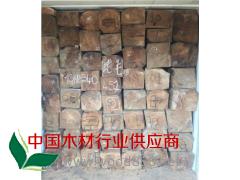 可定制A货亚花梨 非洲进口亚花梨原木 内径35-40 CM