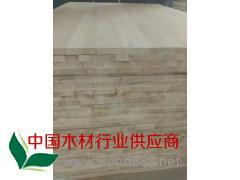 可定制生产白椿木指接板 白椿木拼板 定尺 加工