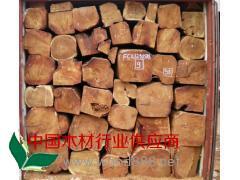 供应非洲缅茄木原木