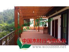 福建防腐木地板