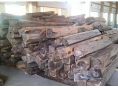 出售缅甸黑酸枝原木