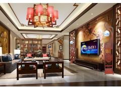 中式红木落地灯夏日风情书房 卧室 客厅简约现代