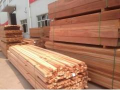 供应山樟木防腐木 山樟木板材 山樟木地板  金格木业