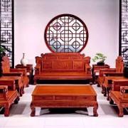 富兴满江红红木古典家具有限公司