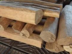 精选褐色 直销沉水级檀香木 工艺品摆件雕刻檀香木料正品