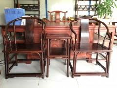 圈椅三件组