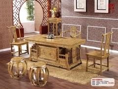 老榆木仿古系列实木家具