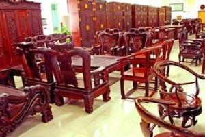 红木家具及制品无损检测试验方法