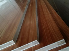 生产批发、厂价直销、优质免漆板、香杉木生态板