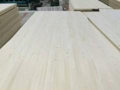 优质杉木直拼板批发