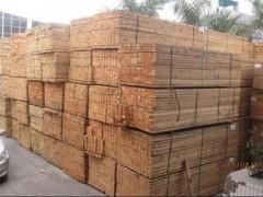 优质各种规格木方批发