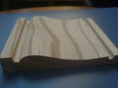 优质水曲柳实木线条批发