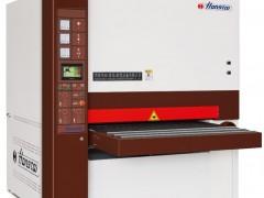 鸿泰伟业木工机械全电脑控制宽带刨砂机