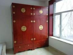 老榆木家具衣柜