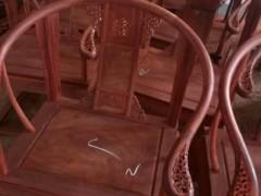 血檀圈椅批发