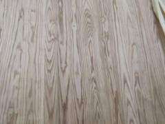 优质纯天然实木刨切水曲柳木皮批发