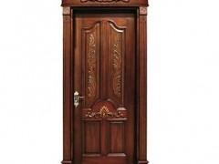 川广木业- 室内雕花 复古 实木复合木门 烤漆门 套装门YM-88