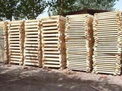 优质烘干榆木板材批发