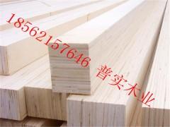 一次成型免熏蒸木方 包装箱专用木方