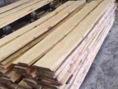 优质进口白腊板材 烘干板材 家具用材