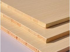 免漆板生态板材家具衣柜橱柜饰面细木工板
