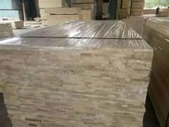 按客户要求定尺定量各类加工杨木拼版抽屉帮板材加工