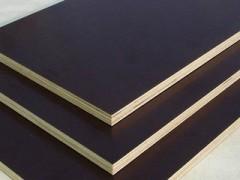 长期供应黑色覆膜清水模板