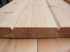厂家直销辐射松章子松木板实木板加工定制松木指接板直拼板