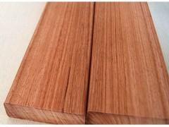 户外地板防腐木 柚木巴劳木柳桉木山樟木原木木方实木板材