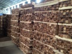 厂家直销  印尼橡胶料刨光料 橡胶木指接板 货柜地板