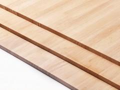 精品橡胶木指接板