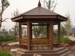 厂家专业 设计定制木屋 凉亭  防腐环保