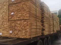 东莞大岭山森隆木业供应海南橡胶木板材