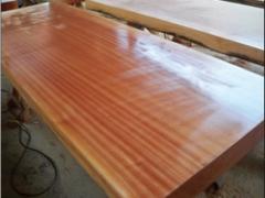 沙比利大板  原木 实木 定制花纹