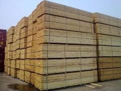 直销智利辐射松  建筑板材  原木加工