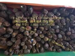 印度小叶紫檀1200吨,可正规报关到内地,可挑选